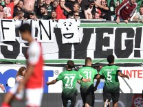 Fußball: Bundesliga, FSV Mainz 05 - Hannover 96