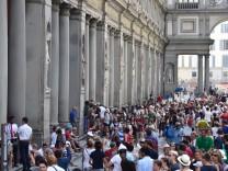 Hitzewelle in Italien