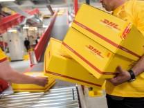 Post startet Bau eines Paketzentrums in Bochum