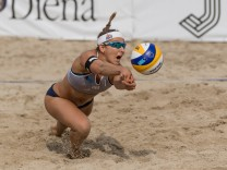 2017 CEV Beach volleyball Beachvolleyball European Championship EM Europameisterschaft Final am 18 0