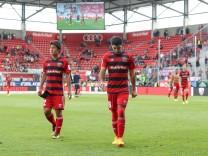 2 Bundesliga Fußball FC Ingolstadt 04 SSV Jahn Regensburg Spiel ist aus 2 4 Niederlage hä