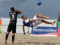 German Beach Soccer Championship 2017 - Day 1