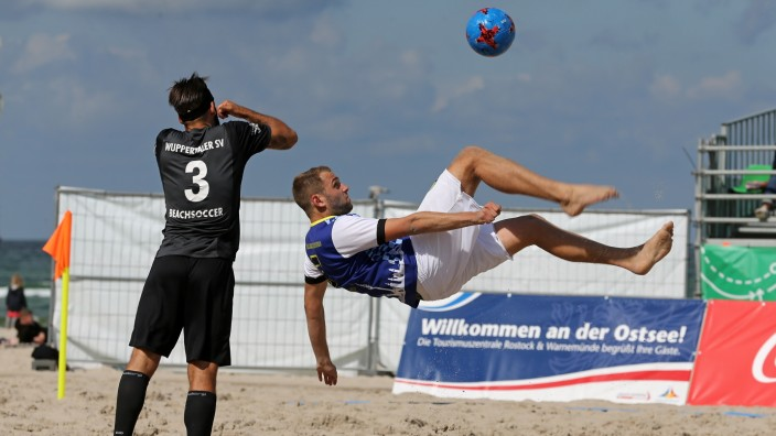 German Beach Soccer Championship 2017 - Day 1