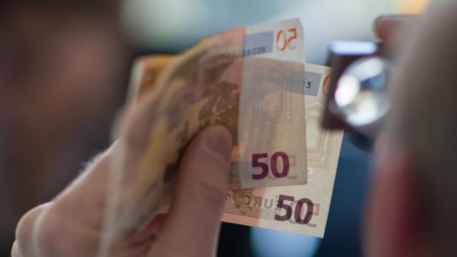 Analysezentrum für Falschgeld
