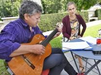 Pöcking, Literaturcafe Konzert
