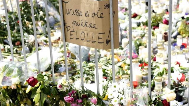 Terrorismus Anschlag in Turku