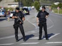 Nach Terroranschlag in Barcelona