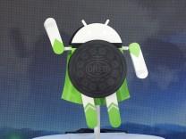 Android Oreo, die neue Version von Googles Smartphone-Betriebssystem.