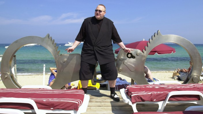 Kim Dotcom Caught in the Web Doku