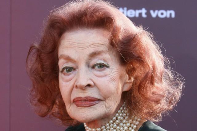 Margot Hielscher gestorben