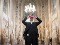 Virtual Reality im britischen Parlament