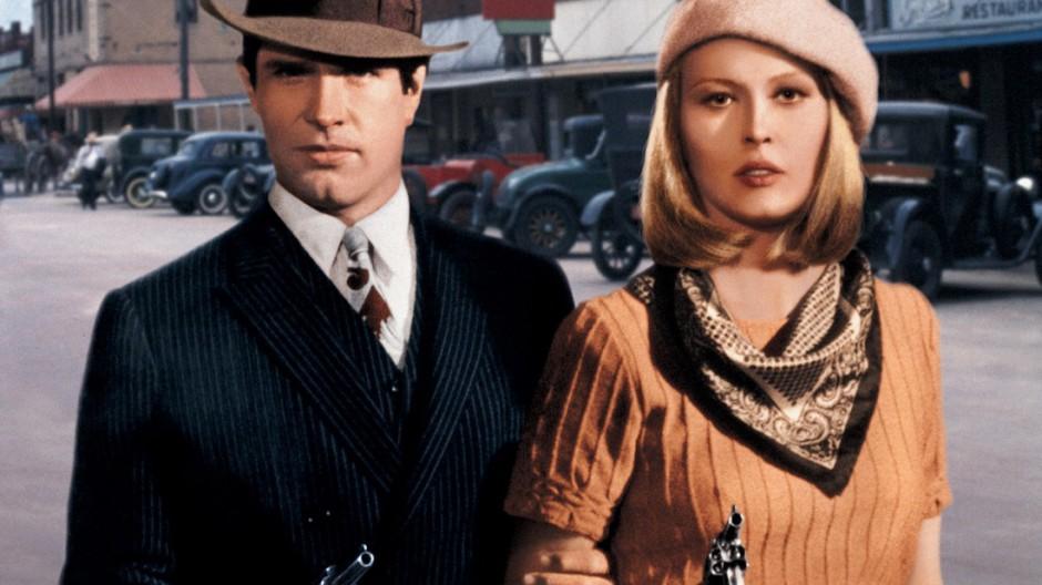 """Film 50 Jahre """"Bonnie und Clyde"""""""