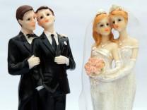 Standesämter bereiten sich auf Ehe für alle vor