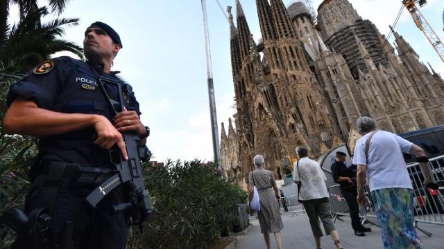 Anschlag in Barcelona Barcelona