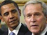 Amtsübergabe in Washington; Nachsicht im Weißen Haus; Reuters