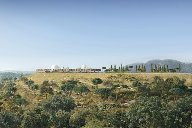 Projekt Berggruen Institute von Herzog & de Meuron