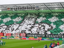 19 08 2017 Allianz Stadion Wien AUT 1 FBL SK Rapid Wien vs SK Puntigamer Sturm Graz 5 Runde; Rapid Wien Fans 2017