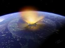 Meteoriteneinschlag