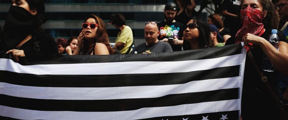Rassismus in den USA Nach Charlottesville
