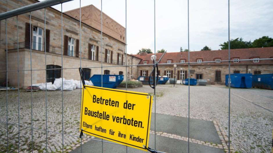 Bayreuth Umbau