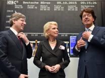 Börsengang Schaeffler AG