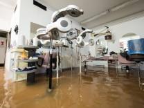 Hochwasser in Rhüden