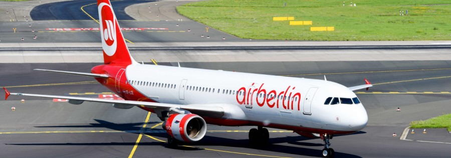 Air Berlin Insolvente Fluggesellschaft