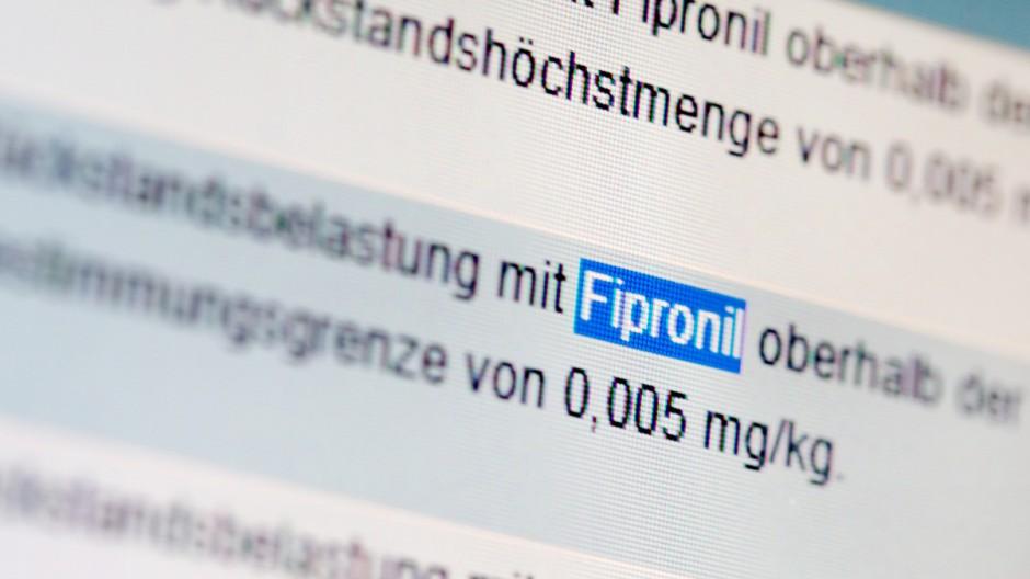 Foodwatch: Lebensmittelwarnungen erfolgen verzögert - Panorama ...