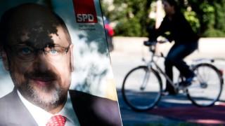 Bundestagswahl 2017 - Martin Schulz (SPD)