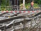 Rheintalbahn Rastatt Baustelle