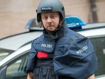 Schutzmaßnahmen für Polizisten vorgestellt