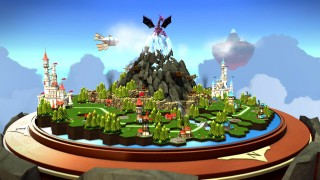 Screenshot Gamescom 2017 Skyworld