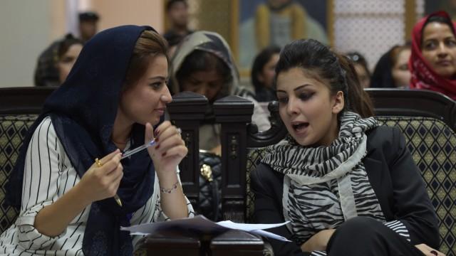 Feminismus Afghanistan
