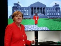 Eröffnung  Gamescom