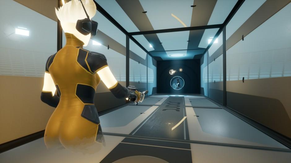 """´Sparc"""" ist schweißtreibender Sport in virtueller Realität"""