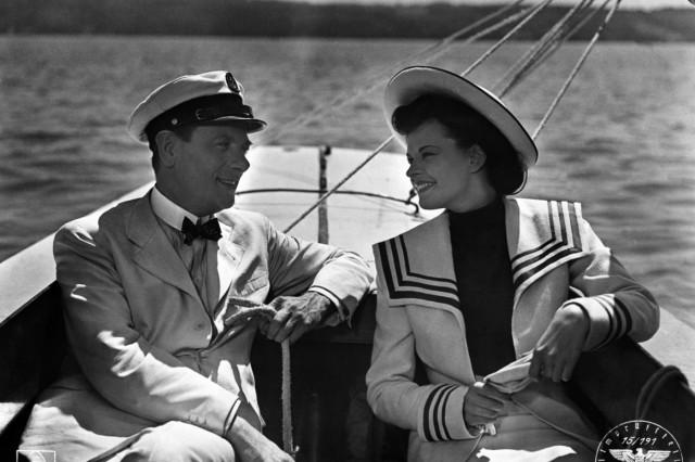 Margot Hielscher,  und Johannes Riemann, 1944    and Johannes Riemann, 1944