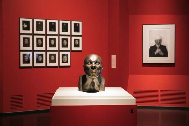Ausstellung 'Das Gesicht. Eine Spurensuche' in Dresden