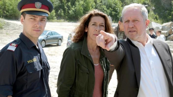Tatort Wien Virus Krimi