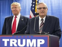 Donald Trump und Joe Arpaio