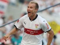 Bundesliga: Holger Badstuber vom VfB Stuttgart jubelt nach einem Tor gegen den 1. FSV Mainz 05.