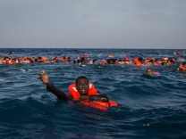 BESTPIX BESTPIX Search And Rescue Enters Peak Season For MOAS Operations *** BESTPIX ***