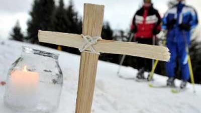 Skiunfall des Dieter Althaus