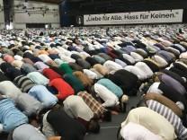 Jahreshauptversammlung Ahmadiyya Muslim Jamaat