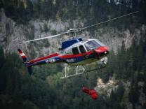 Tote und Verletzte bei Bergunfall in den Alpen