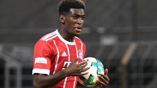 Kwasi Okyere Wriedt Bayern München FCB 7 mit Torjubel Jubel Torjubel Torerfolg celebrate the