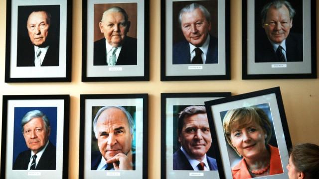 Bundestagswahl historisch