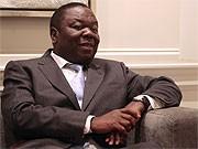 Morgan Tsvangirai; AP