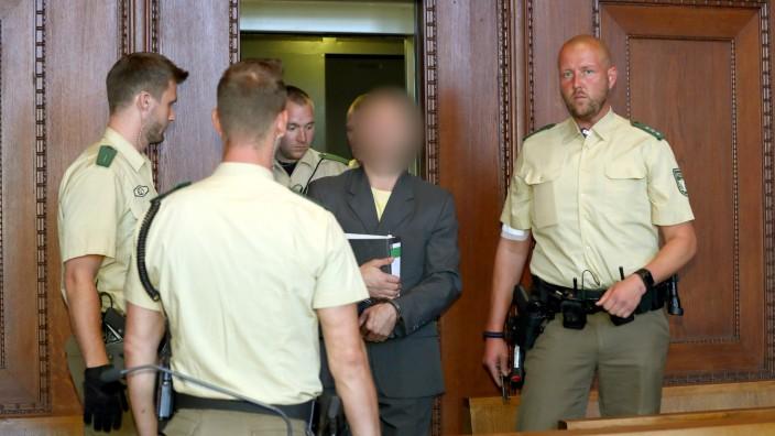 Prozess gegen 'Reichsbürger' in Nürnberg