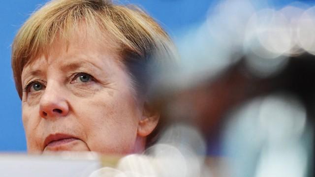 Bundestagswahl Kanzlerin