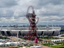 *** BESTPIX *** Olympic Stadium - General Views of London 2012 Venues